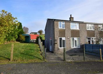 Thumbnail 3 bed semi-detached house for sale in 5, Maesycoed, Aberhosan, Machynlleth, Powys