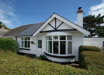 Thumbnail 3 bed semi-detached bungalow for sale in Elm Park, Paignton