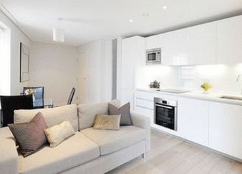 Thumbnail 2 bed property to rent in Merchant Square East, London