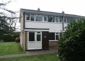 Thumbnail 3 bed semi-detached house to rent in Oxey Close, Barton On Sea, New Milton