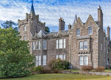 Thumbnail 3 bedroom flat for sale in Finavon Castle, Forfar, Angus