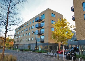 Thumbnail 2 bed flat for sale in Dobson Way, Trumpington, Cambridge