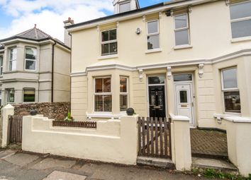 Thumbnail 5 bedroom semi-detached house for sale in St. Stephens Road, Saltash