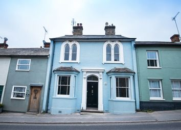 Thumbnail 3 bed semi-detached house for sale in Mill End, Thaxted, Dunmow