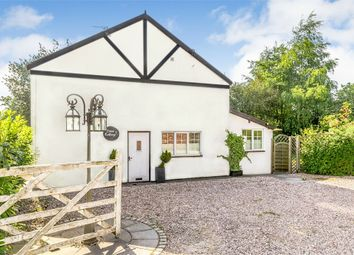 Thumbnail 3 bed cottage for sale in Chelford Road, Nether Alderley, Macclesfield, Cheshire