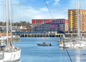 Thumbnail 2 bedroom flat for sale in Centenary Quay, Woolston, Southampton