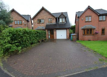 Thumbnail 4 bed detached house to rent in Fletton Close, Shawclough, Rochdale