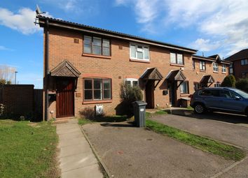 Thumbnail 2 bed end terrace house to rent in Raglan Close, Hounslow