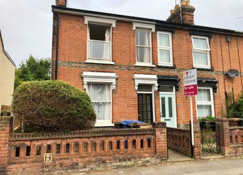Thumbnail 3 bed end terrace house for sale in Norfolk Road, Ipswich