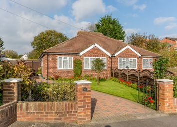 Thumbnail 2 bed semi-detached bungalow for sale in Audley Close, Addlestone