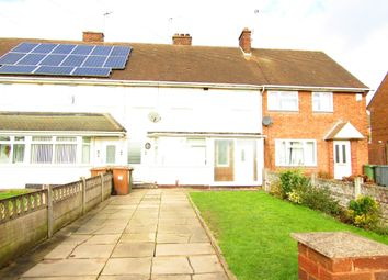 Thumbnail 3 bed terraced house to rent in Netley Road, Walsall