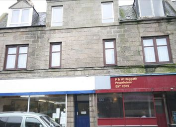 Thumbnail 4 bed flat for sale in High Street, Fraserburgh