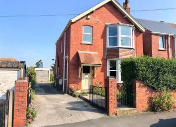 Thumbnail 3 bed detached house for sale in Longcroft Road, Weymouth