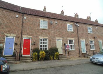 Thumbnail 2 bed town house to rent in Beckside North, Beverley