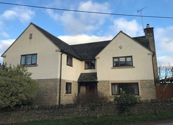 Thumbnail 5 bed detached house to rent in Burton Farm Close, Burton, Chippenham