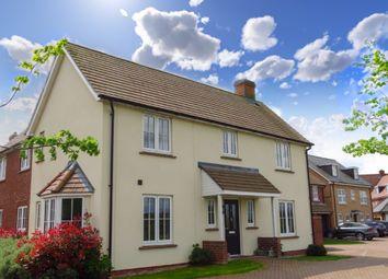 Thumbnail 4 bedroom detached house for sale in Telford Lane, Hailsham