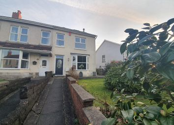 Thumbnail 4 bed semi-detached house to rent in Bethel Road, Llansamlet, Swansea.