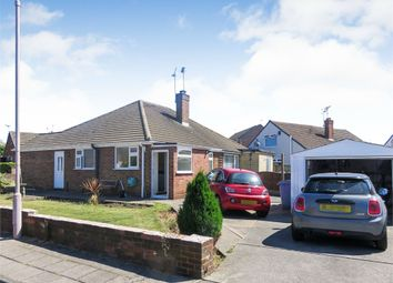 Thumbnail 2 bed semi-detached bungalow for sale in Ashwood Close, Mansfield Woodhouse, Mansfield, Nottinghamshire