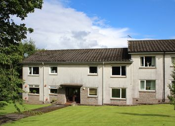 Thumbnail 1 bed flat for sale in Mearns Road, Glasgow