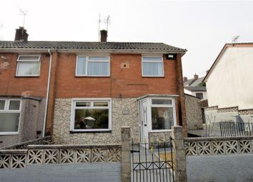 Thumbnail 3 bedroom end terrace house for sale in Gladstone Road, Barry