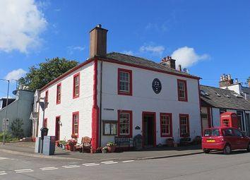 Thumbnail 2 bed flat for sale in 1 St David Street, Kirkpatrick Durham, Castle Douglas