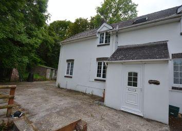 Thumbnail 1 bed terraced house to rent in Dyffryn, Goodwick