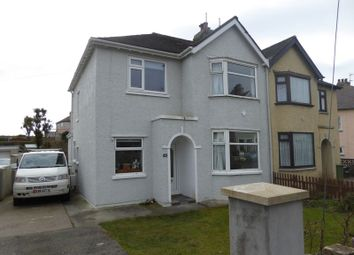 Thumbnail 3 bed semi-detached house to rent in Victoria Road, Castletown, Isle Of Man