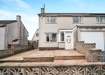 Thumbnail 3 bed semi-detached house for sale in The Chestnuts, Distington, Workington