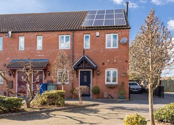 2 bed end terrace house for sale in The Paddock, Kirton, Boston, Lincs PE20