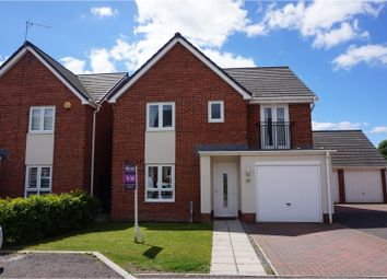 Thumbnail 4 bed detached house for sale in Belton Close, Washington