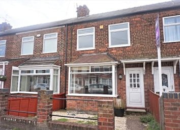 Thumbnail 2 bed terraced house for sale in Bedford Road, Hessle