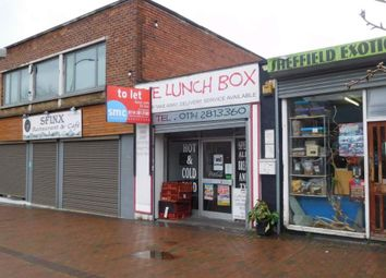 Thumbnail Restaurant/cafe to let in 545 Attercliffe Road, Sheffield