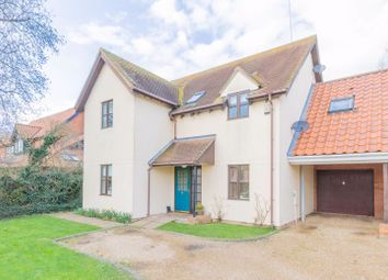 Thumbnail 4 bed detached house for sale in Bear Street, Nayland, Colchester