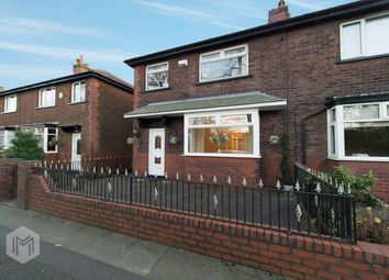 Thumbnail 3 bed semi-detached house for sale in Conway Street, Farnworth, Bolton