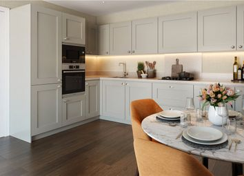 Thumbnail 1 bed flat for sale in Ively Road, Fleet, Hampshire