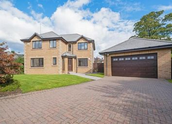 Thumbnail 5 bed detached house for sale in Briar Grove, Glasgow, Lanarkshire