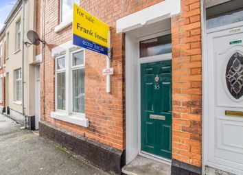 Thumbnail 2 bed terraced house for sale in Cummings Street, Derby, Derbyshire