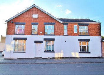 Thumbnail 3 bed terraced house for sale in Woodgon Road, Anstey, Leicestershire