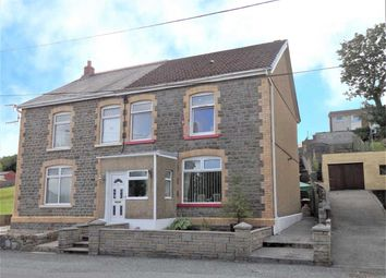 Thumbnail 3 bed semi-detached house for sale in Tyshia Road, Tumble, Llanelli