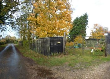 Thumbnail Land for sale in Thurston, Bury St Edmunds, Suffolk