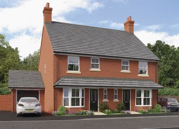 Thumbnail 3 bed terraced house for sale in Winterbrook, Wallingford