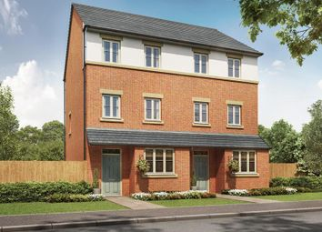 """Thumbnail 4 bed end terrace house for sale in """"Barnard"""" at Whitworth Park Drive, Houghton Le Spring"""