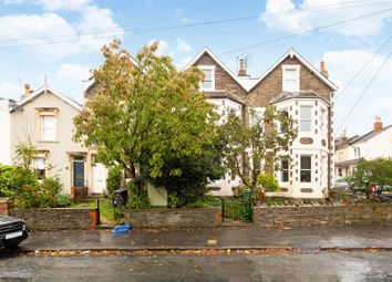 Thumbnail 5 bed terraced house for sale in Berkeley Road, Bishopston, Bristol