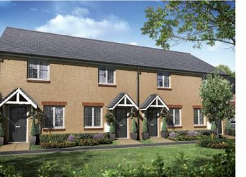 Thumbnail 2 bed semi-detached house for sale in Lands End Way, Oakham
