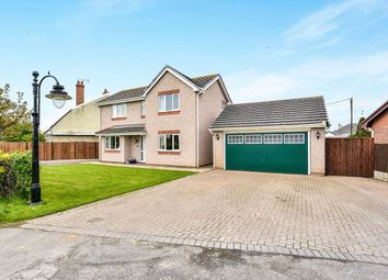Thumbnail 4 bed detached house for sale in Glyn Circle, Kinmel Bay, Rhyl