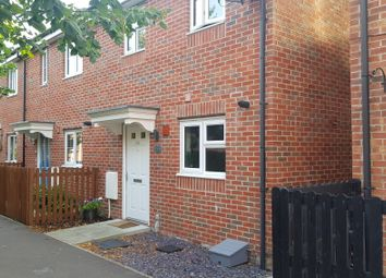 Thumbnail 2 bedroom end terrace house for sale in Urquhart Road, Thatcham