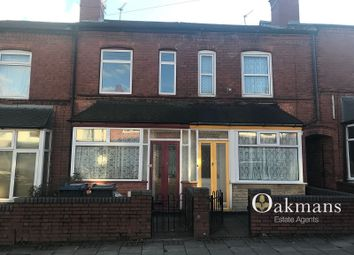 Thumbnail 3 bed property to rent in Milner Road, Birmingham, West Midlands.