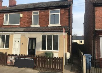 Thumbnail 3 bed semi-detached house for sale in Yorke Street, Mansfield Woodhouse, Mansfield