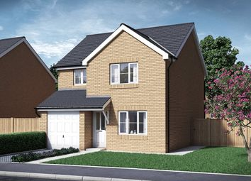 Thumbnail 3 bed detached house for sale in Cwm Heulwen - Hereford, Aberaman, Aberdare