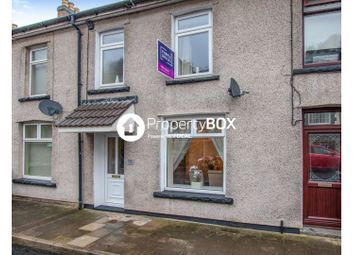 Thumbnail 3 bed terraced house for sale in Nelson Terrace, New Tredegar